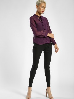 Lee Cooper Basic Cropped Jeggings