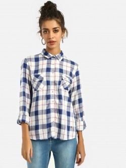 Lee Cooper Multi Check Shirt