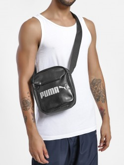 Puma Campus Portable Messenger Bag