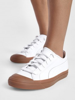Puma Capri Leather Sneakers