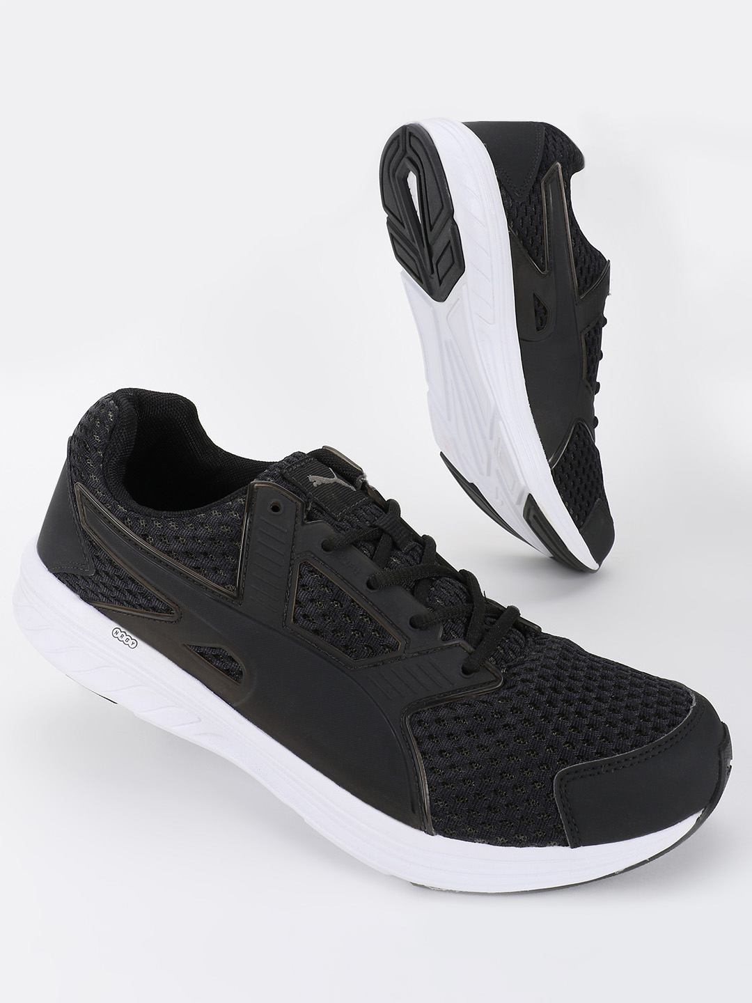 Buy Puma Black NRGY Driver IDP Shoes for Men Online in India