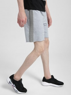 Leo Sansini Contrast Side Panel Shorts