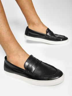 Bolt Of The Good Stuff Penny Slip-On Shoes