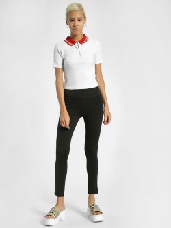 United Colors of Benetton Basic Cropped Treggings