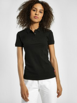 United Colors of Benetton Basic Logo Polo T-Shirt