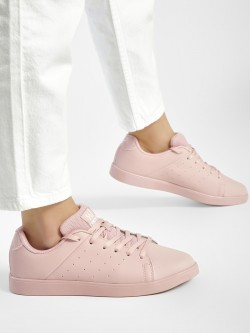 361 Degree Perforated Side Lace-Up Sneakers