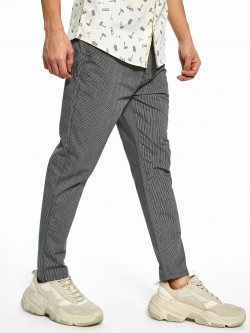 Spring Break Vertical Pinstripe Slim Trousers