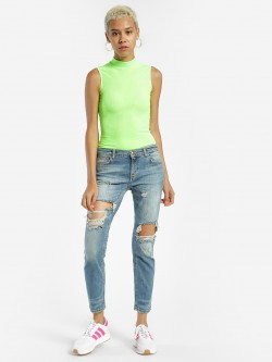 Privy League Extreme Ripped Slim Jeans