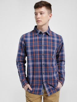 Being Human Multi Check Casual Shirt