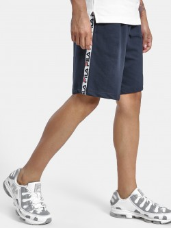 Fila Logo Side Tape Shorts