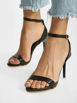 My Foot Couture Basic Heeled Sandals