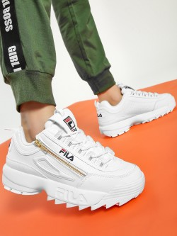 Fila Disruptor II Zipper Trainers