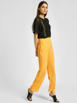 Ri-Dress Basic High Waist Trousers