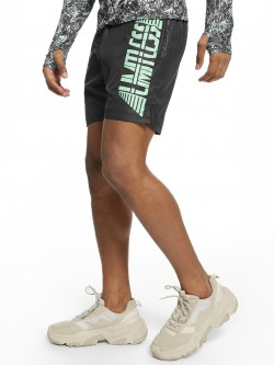 K ACTIVE KOOVS Limitless Side Text Shorts
