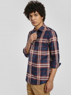 Green Hill Tartan Check Long Sleeve Shirt