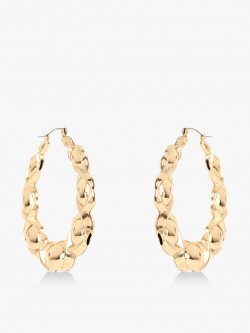 Style Fiesta Twisted Hoops