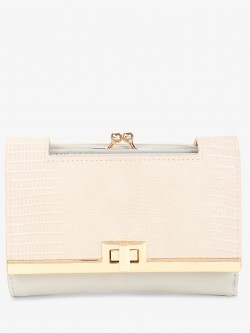 New Look Textured Detail Wallet