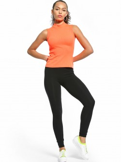 New Look Basic High Waist Leggings