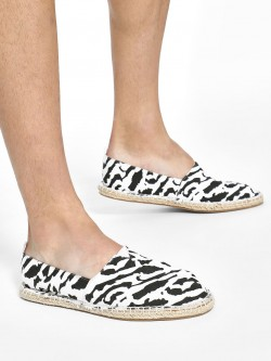 KOOVS Abstract Camo Print Original Espadrilles