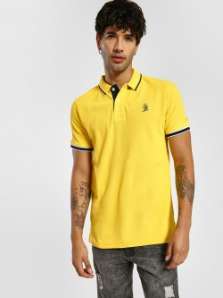 Being Human Logo Pique Polo Shirt