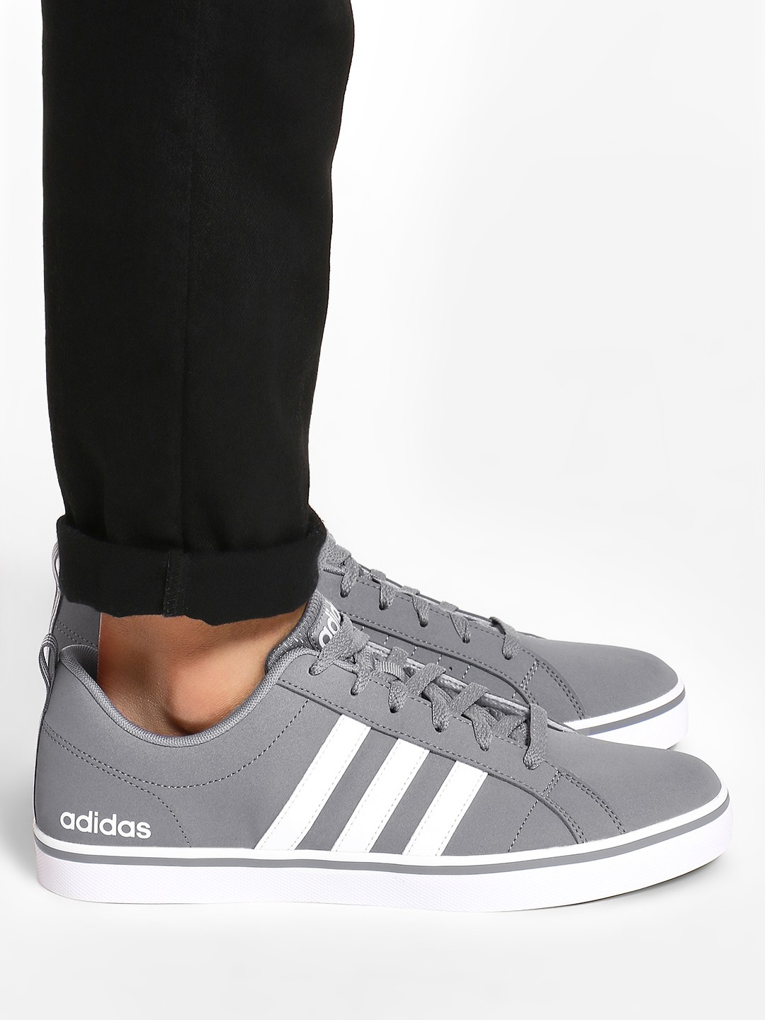 Buy Adidas Grey VS Pace Shoes for Men Online in India