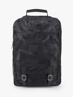 KOOVS Camo Print Backpack