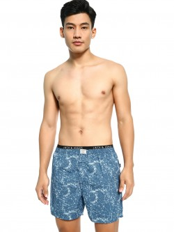 Jack & Jones Abstract Print Boxers