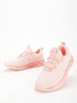 Peak Cushion Knitted Running Shoes