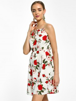 EmmaCloth Floral Print Shift Dress