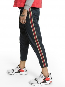Adamo London Drop Crotch Side Tape Trousers
