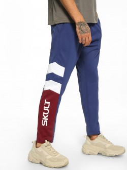 SKULT By Shahid Kapoor Side Panel Interlock Jog Pants
