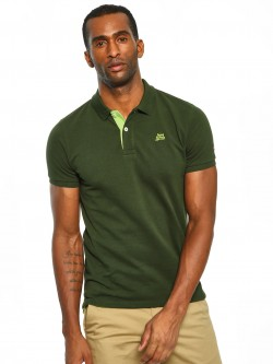 Being Human Basic Logo Polo Shirt