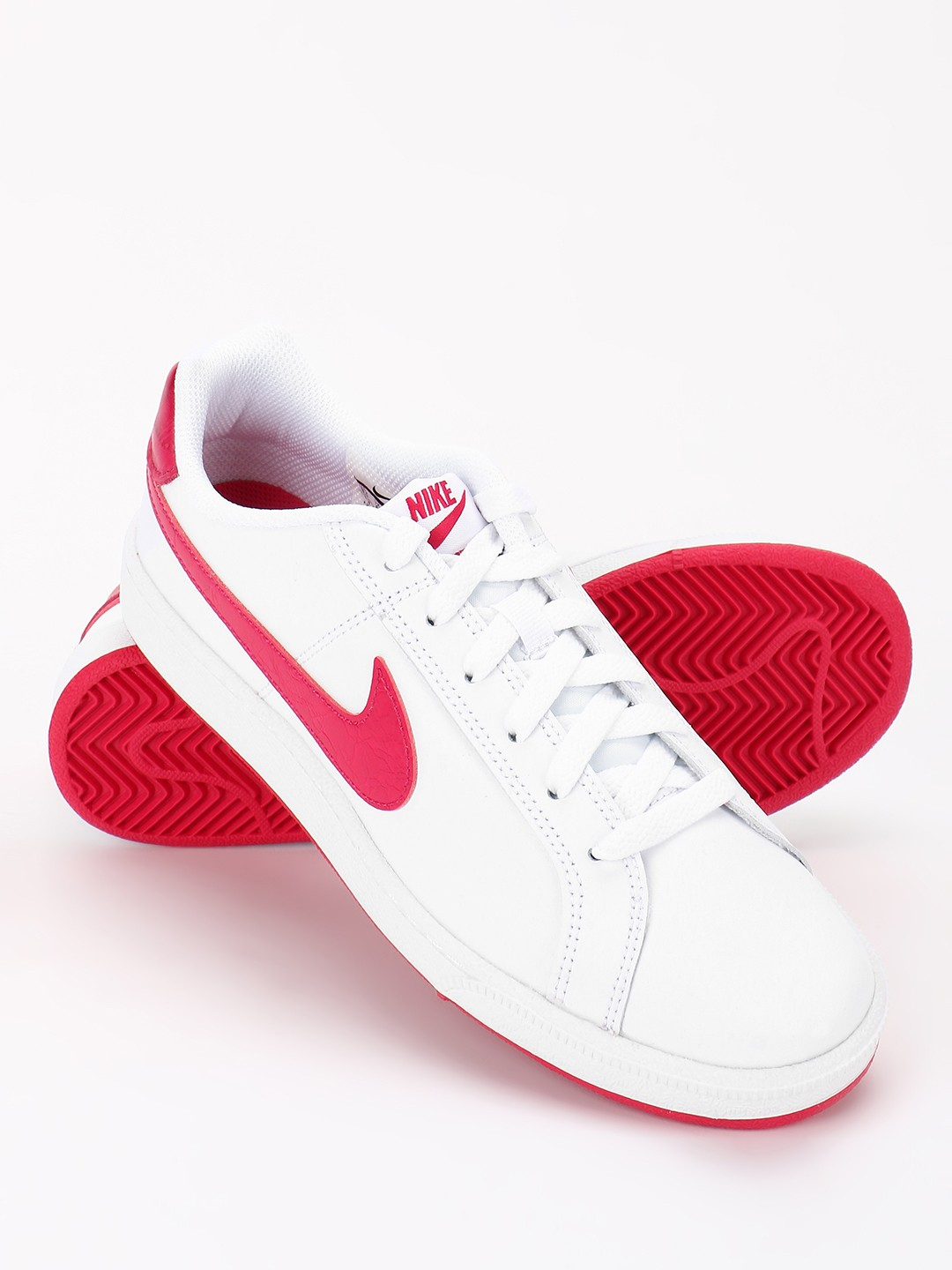 Nike White Court Royale Shoes 1