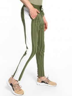 Garcon Side Panel Stripe Jog Pants