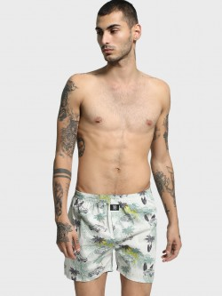 Urban Hug Tropical Beach Print Boxers