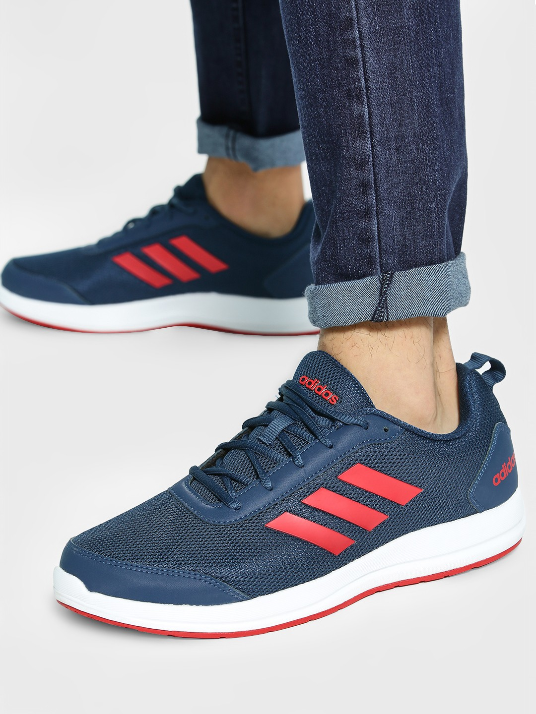 Adidas Blue Yking 2.0 Shoes 1