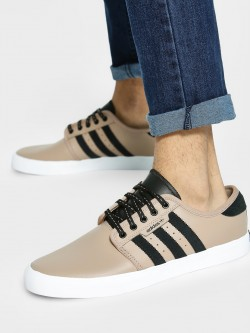 Adidas Originals Contrast Tongue Seeley Sneakers
