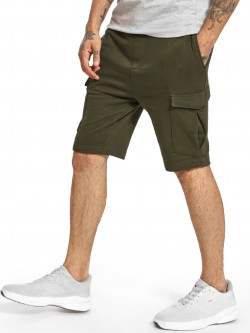 Brave Soul Cargo Pocket Drawcord Shorts