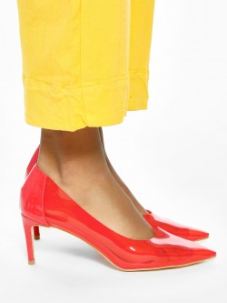 Intoto Coloured Perspex Pumps