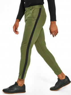 Garcon Knitted Side Tape Trousers