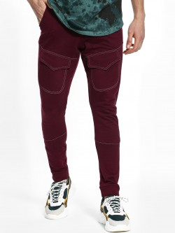 Garcon Contrast Stitch Utility Joggers