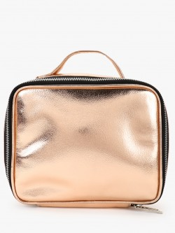 Paris Belle Metallic Utility Pouch