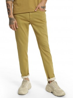 Blue Saint Basic Knitted Slim Trousers