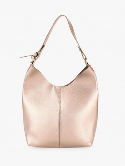Cover Story Metallic Tote Bag