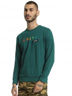 Garcon Unity Embroidered Velcro Patch Sweatshirt