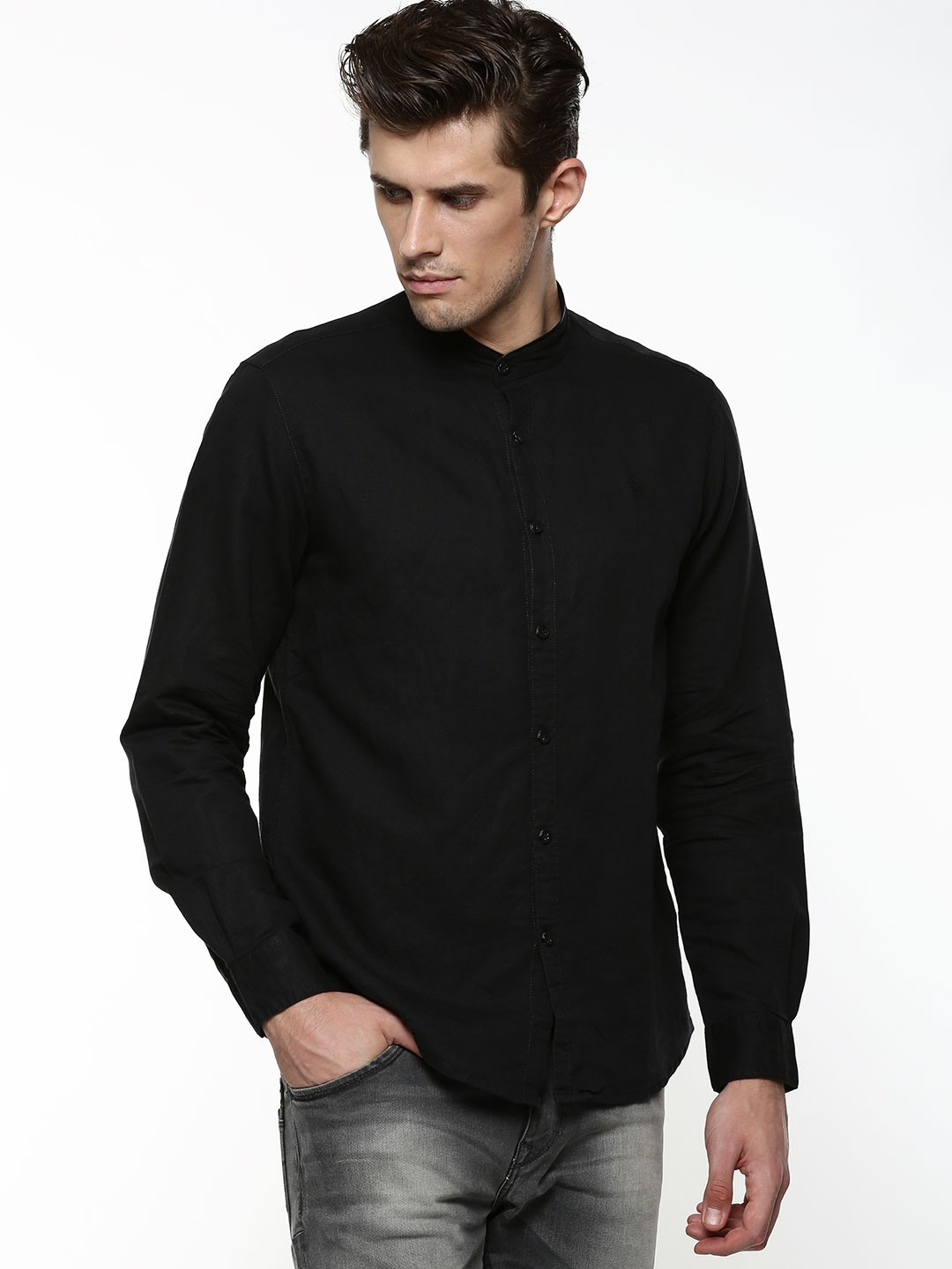 Shop for and buy mandarin collar shirt online at Macy's. Find mandarin collar shirt at Macy's.