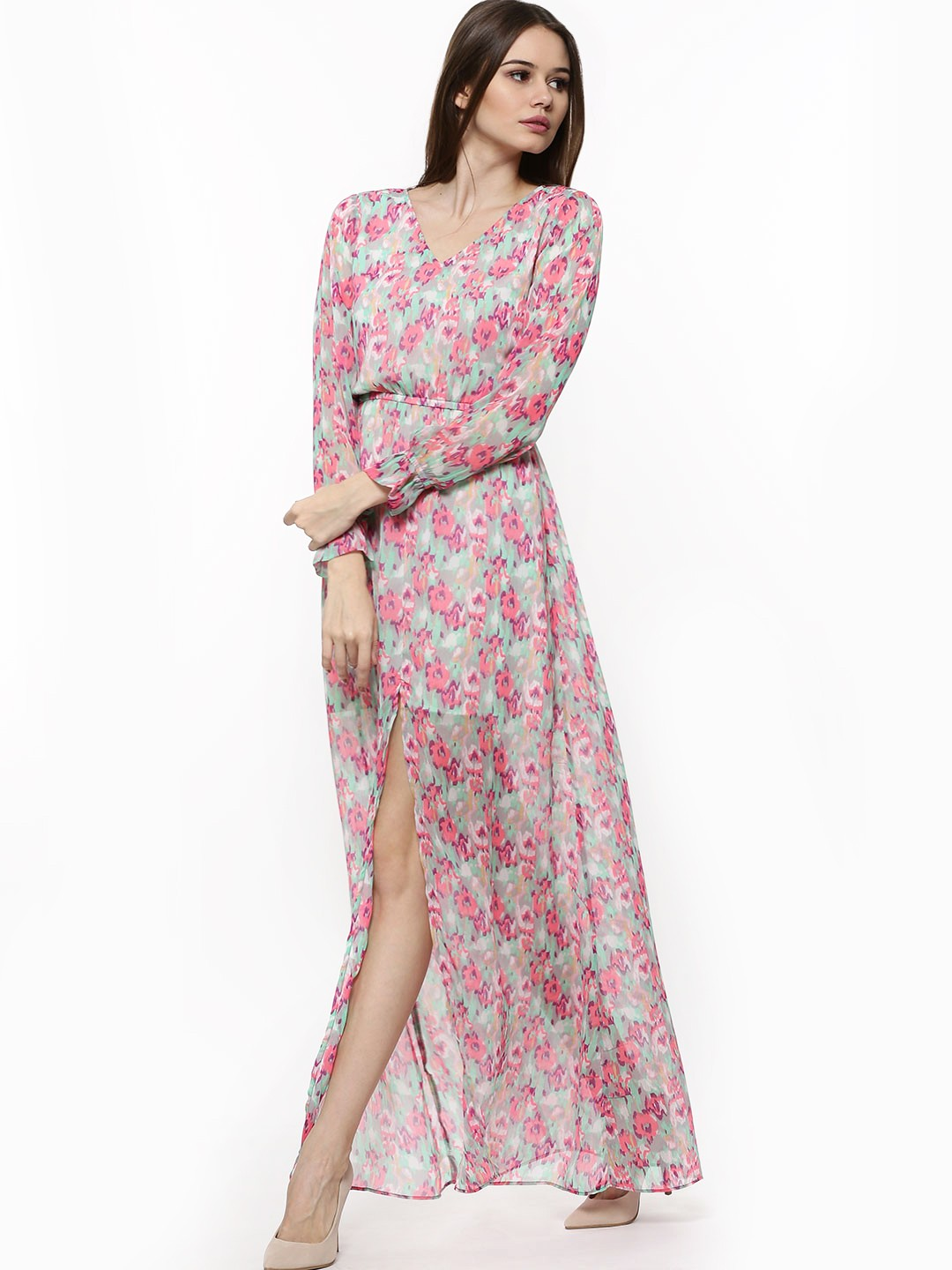 Buy long maxi dress online india