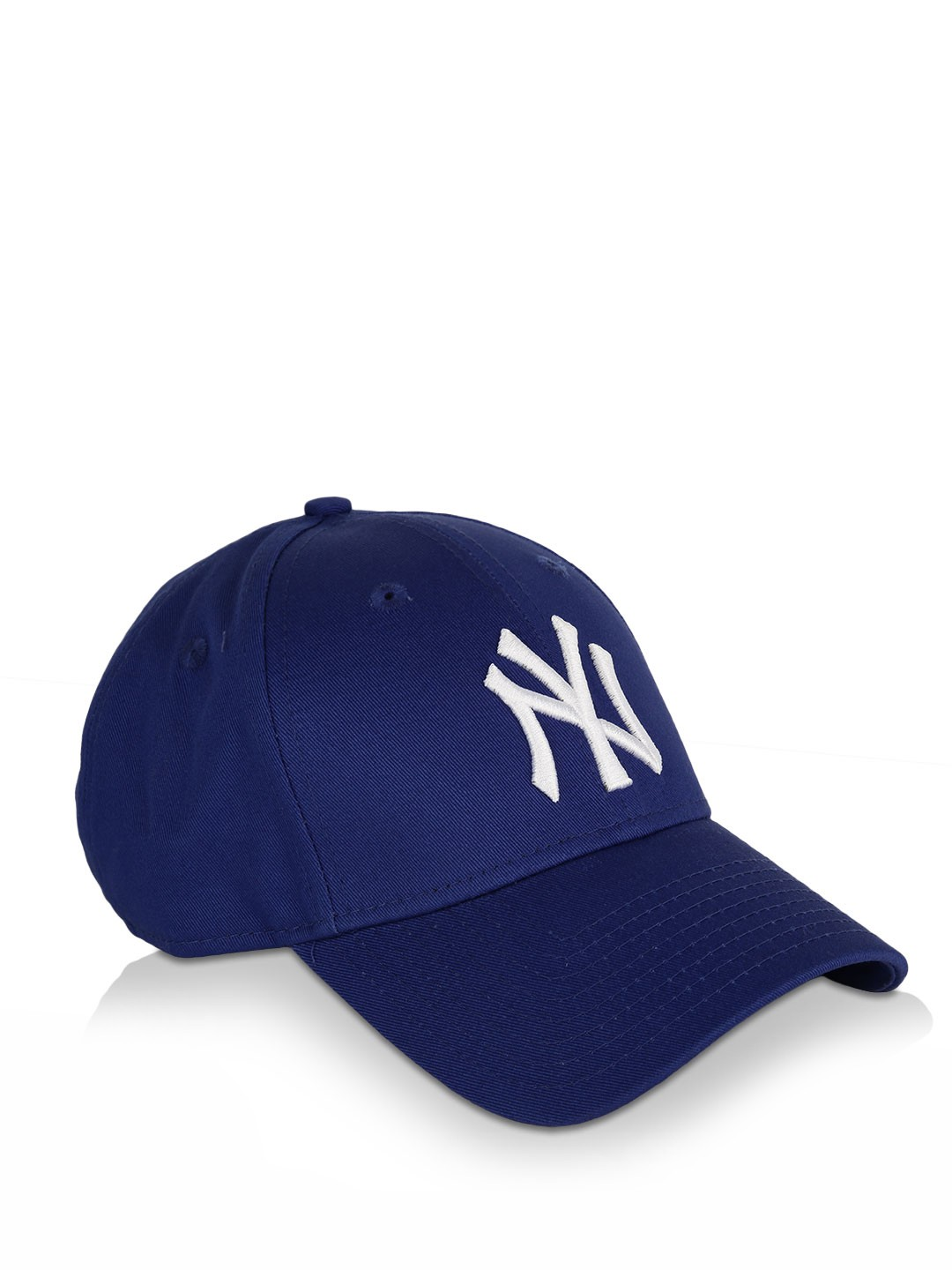 latest discount super cheap quite nice Buy New Era Blue 9Forty NY Baseball Cap for Men Online in India