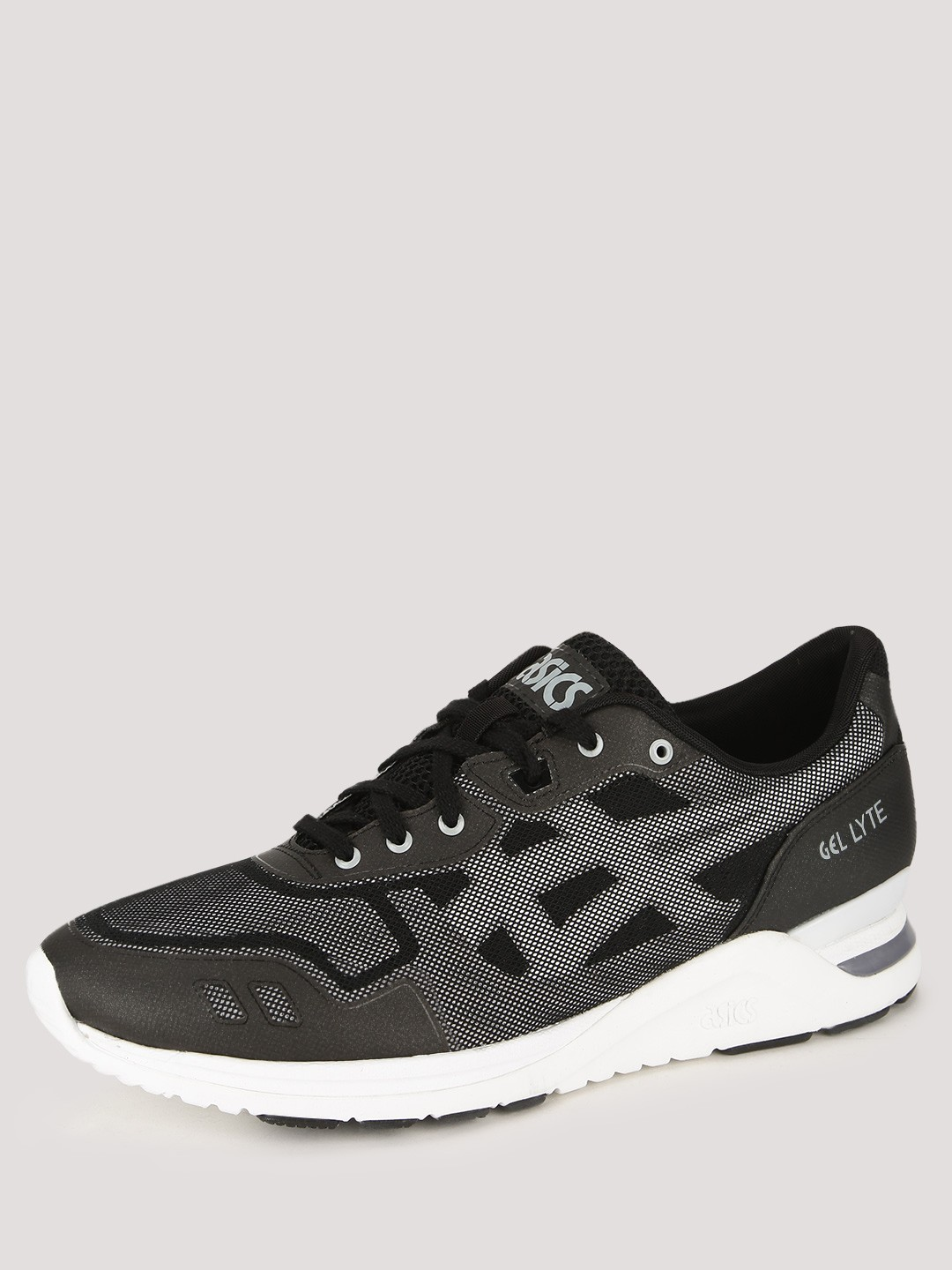 huge discount 2ca5f a2d4f Buy Asics Tiger Black/White Gel-lyte Evo Nt Trainers for Men ...