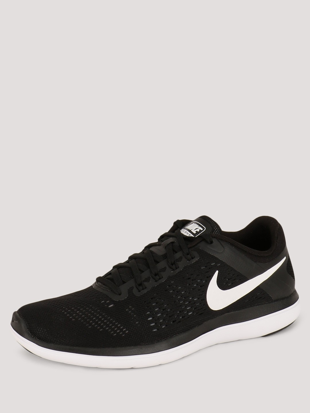 timeless design d727e cb2a5 Buy Nike Black Flex 2016 Rn Trainers for Girls Online in India